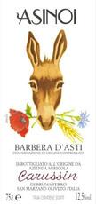 Asinoi Carussin Barbera d'Asti - biodynamic