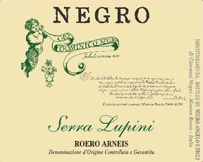 Angelo Negro Roero Arneis Serra Lupini - organic