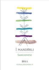 I Mandorli Vigna alla Sughera Sangiovese-biodynamic