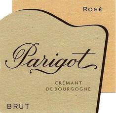 NV Parigot Richard Cremant Bourgogne Rose - organic