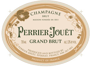 NV Perrier Jouet Grand Brut Champagne