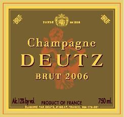 NV Deutz - Champagne Brut Classic