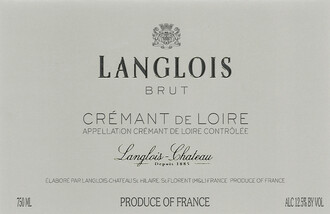 Langlois Cremant de Loire Brut NV