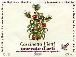 Vietti Moscato d'Asti