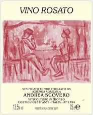 Andrea Scovero Rosato - biodynamic