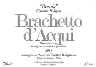 Braida Brachetto d' Acqui - 375ml