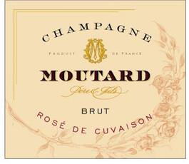 Champagne Moutard Père & Fils, Champagne Brut Rose De Cuvaison 375ml