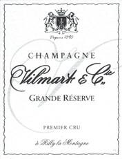 375 ml Vilmart & Cie, Champagne 1er Cru Brut Grande Réserve - sustainable