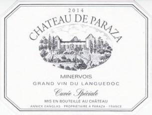 Chateau de Paraza Minervois Rose
