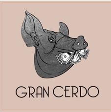 Gran Cerdo Blanco  White Wine - organic