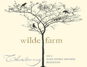 Wilde Farm Alder Springs Chardonnay