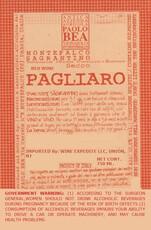 2015 Bea Sagrantino Secco di Montefalco Vigneto Pagliaro - organic