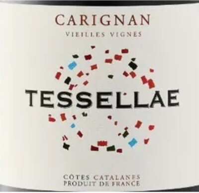 Domaine Lafage Tessellae Carignan - organic