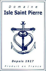 Isle Saint Pierre Rhone Rose 1.5L magnum - organic