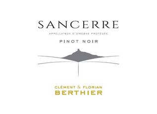 Clement & Florian Berthier Rose Sancerre - organic