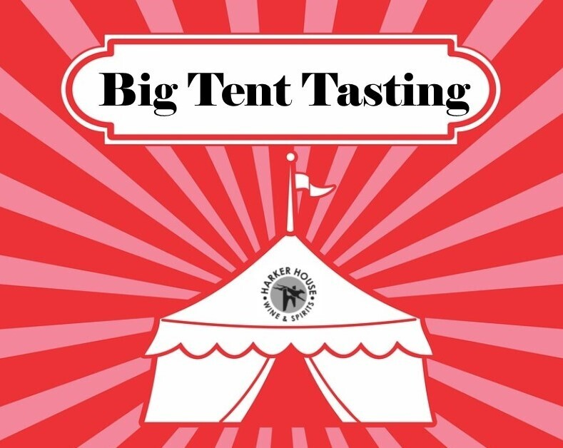 Sept 18 Big Tent Tasting Main Session (4 to 6pm)