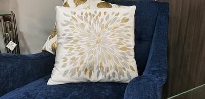 Gld/Slv Pillow