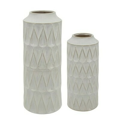 "16"" Teardrop Vase"