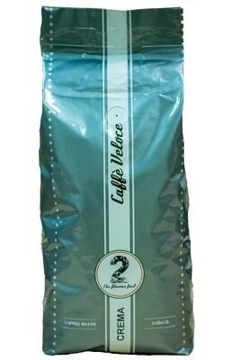 Кофе в зернах Caffé Veloce Crema, 1 кг