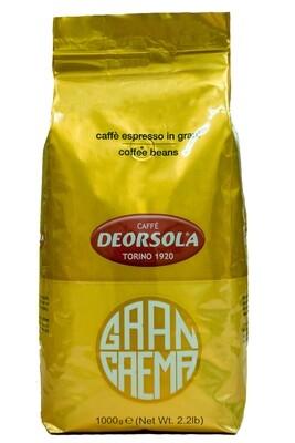 Кофе зерновой Deorsola Gran Crema, 1 кг