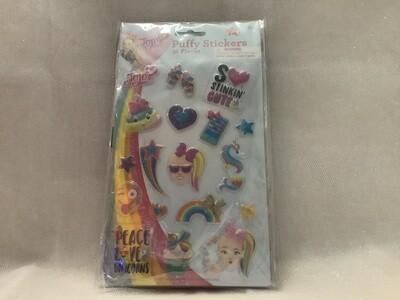 Puffy Stickers - JoJo Siwa