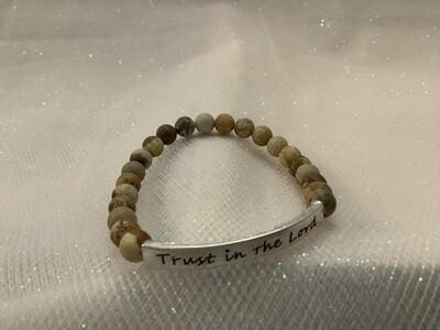 ID Matte Stretch Bracelet