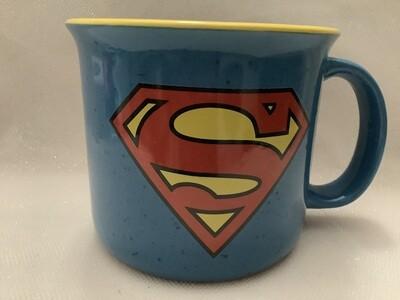 Ceramic Camper Mug - Superman