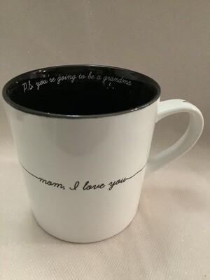Bone China Mug - You're Going to Be a Grandma