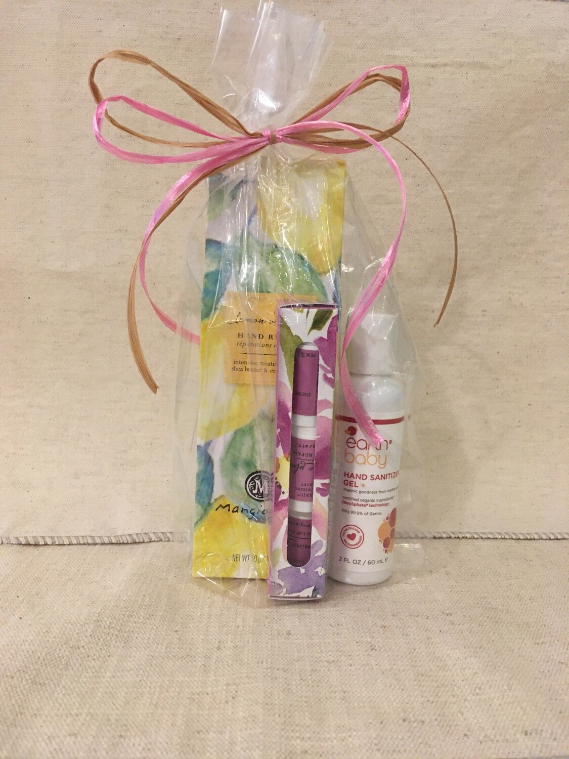 Pre-wrapped Body Gift Bag