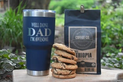 Father's Day Gift Bag- Large