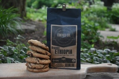 Father's Day Gift Bag- Cookies & Coffee