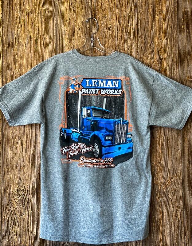 LPW T-shirt Tall