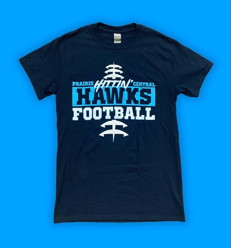 Adult Football T-Shirts