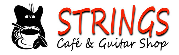 Strings Café & Guitar Shop