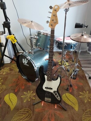 Vintage Squire Jazz Bass 1984 - Japanese