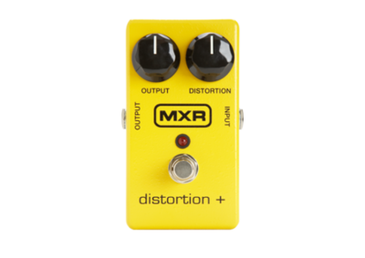 Dunlop Mxr® Distortion+ Pedal - M104