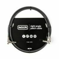 MXR - Right Angle Patch Cable - 3'