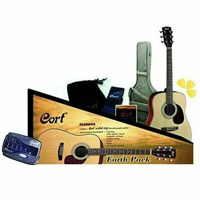 Cort Acoustic - Earth Pack OC - Combo