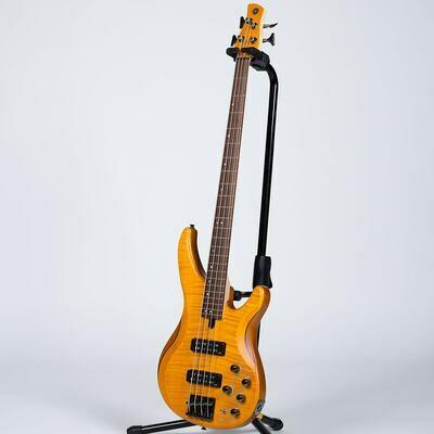 Yamaha Electric Bass - TRBX604FM - Matte Amber