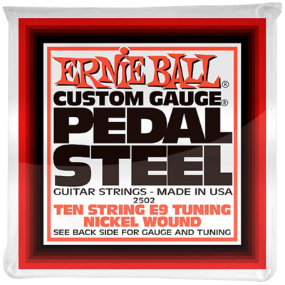 Ernie Ball - Custom Gauge Pedal Steel