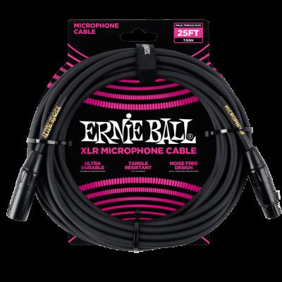 Ernie Ball - XLR Microphone Cable 25