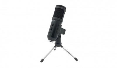 CAD Audio u49 USB Side-Address Studio Microphone with Headphone Monitor and Echo