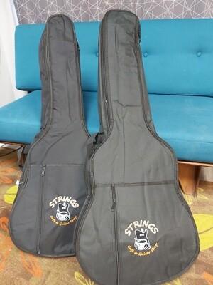 Gig Bag - Acoustic - Strings Logo