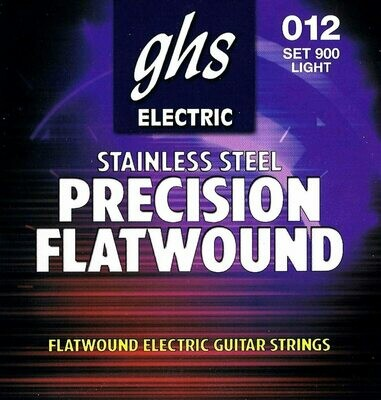 GHS - Stainless Steel Flatwound
