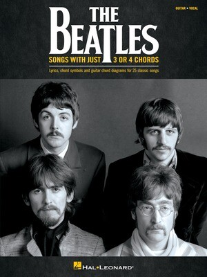 The Beatles - Songs with just 3 or 4 chords - HL 00328172