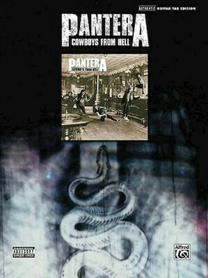 Pantera Cowboys From Hell - HL 00700155