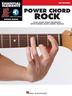 Essential Elements Power Chord Rock - HL 00001139