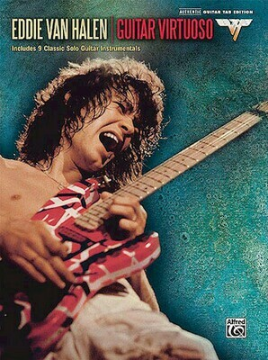 Eddie Van Halen - Guitar Virtuoso - HL 00700139