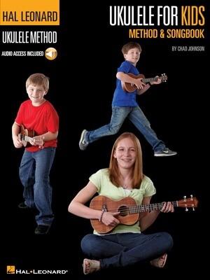 Ukulele for Kids - Method and Songbook - HL 00244855