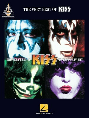 The Very Best of Kiss - HL 00291163